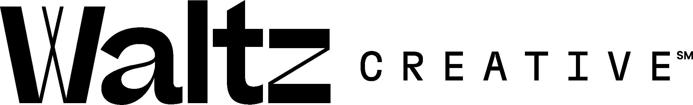 Waltz logo horizontal